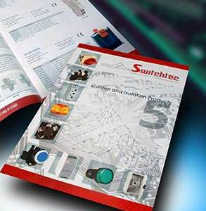 Switchtec's control and instrumentation brochure is expanded and fully updated for panel building and other projects