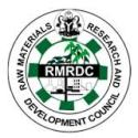 Raw Materials Research and Development Council (RMRDC)