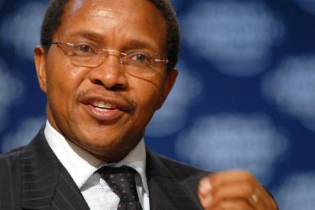 Confederation of African Football And from Gavi Appoint President Jakaya Mrisho Kikwete A Champion