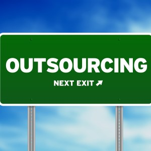 Application of  Robotic Process Automation (RPA) in Outsourcing
