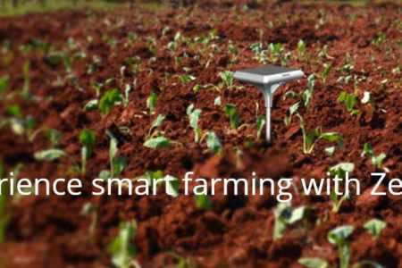 Zenvus – A New AgTech Company for Smart Farming