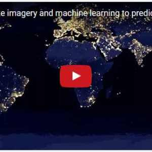 Stanford Artificial Intelligence Shows Distribution of Poverty in Nigeria via Satellite Images