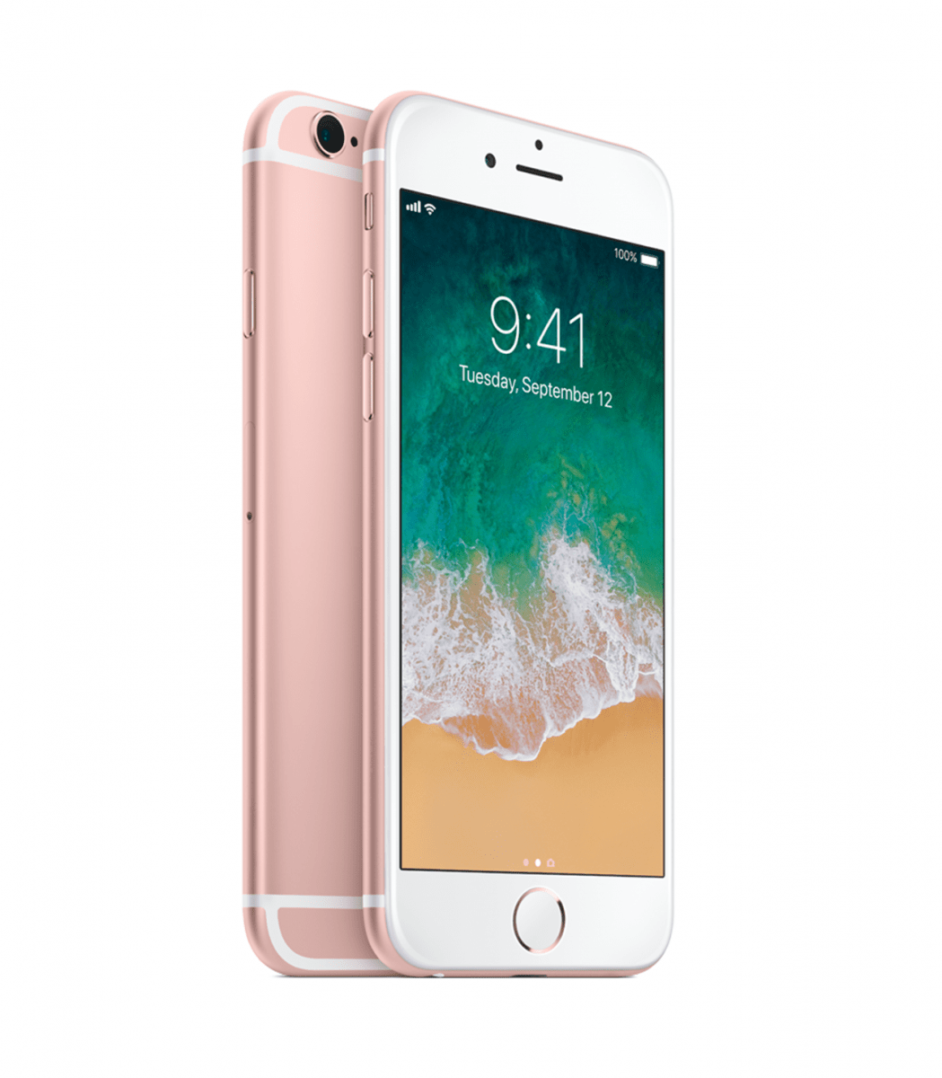 Iphone Se 128gb Begagnad Iphone 6s 128gb Rosa Guld Teknikhouse Se