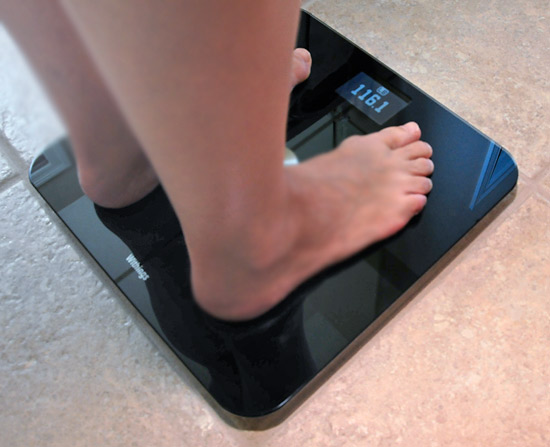 Withings Wifi body scale