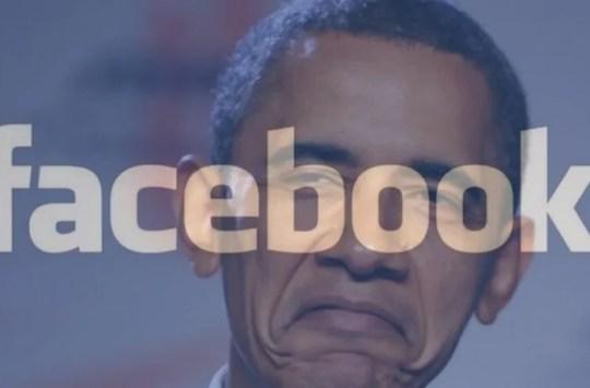 Barak Obama Facebook