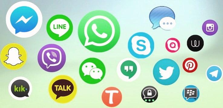 Inilah Aplikasi Pesan Terpopuler di Berbagai Negara, Indonesia Apa?