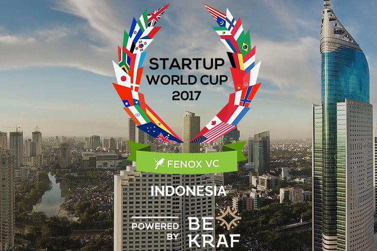 Inilah Startup dari Indonesia yang Lolos Startup World Cup 2017
