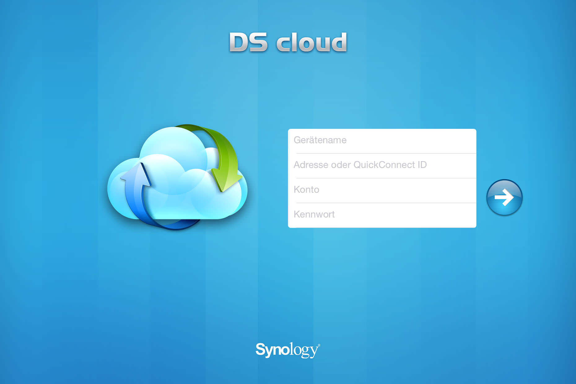 Einrichten Quickconnect Synology Diskstation Ds215j