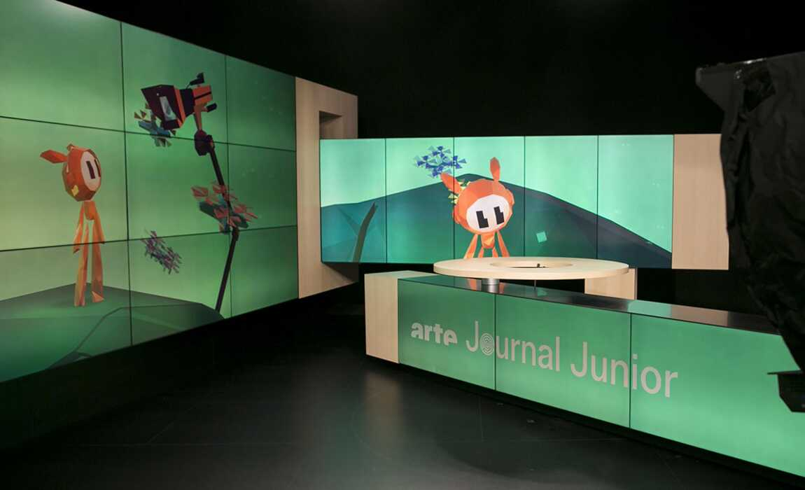 Arte Junior Replay Arte Journal Junior Magazine Télé Loisirs