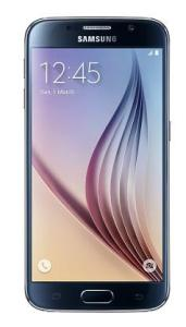 Galaxy S6_Front_Black Sapphire