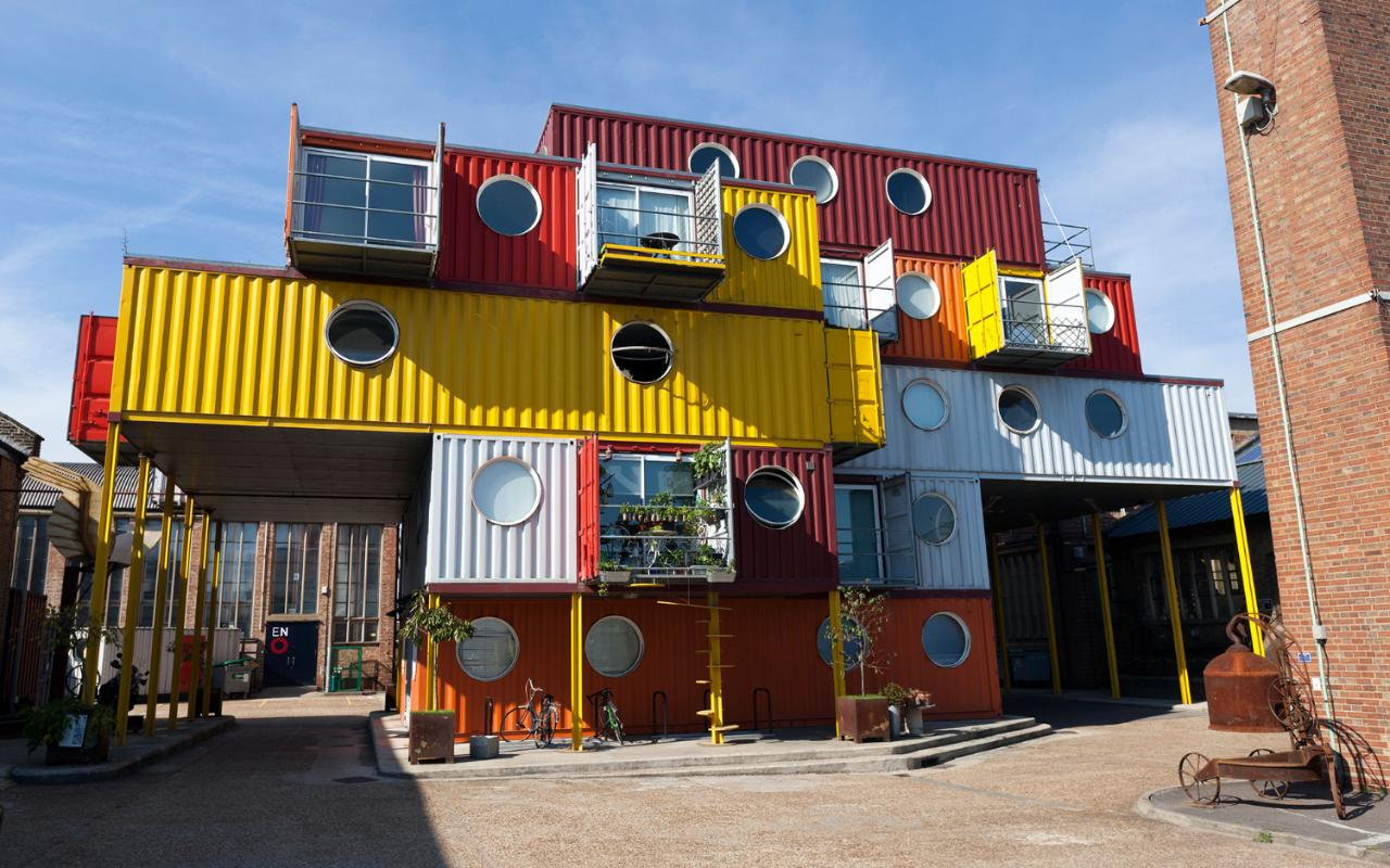 Container Haus London The Most Alternative And Unusual Properties To Live In