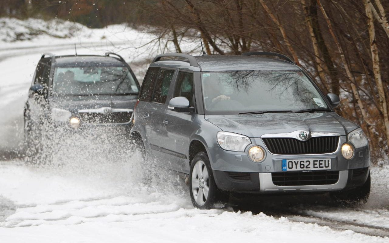 Cars With 4 Wheel Drive The 5 Best Used 4x4s For Winter Our Favourite Four Wheel