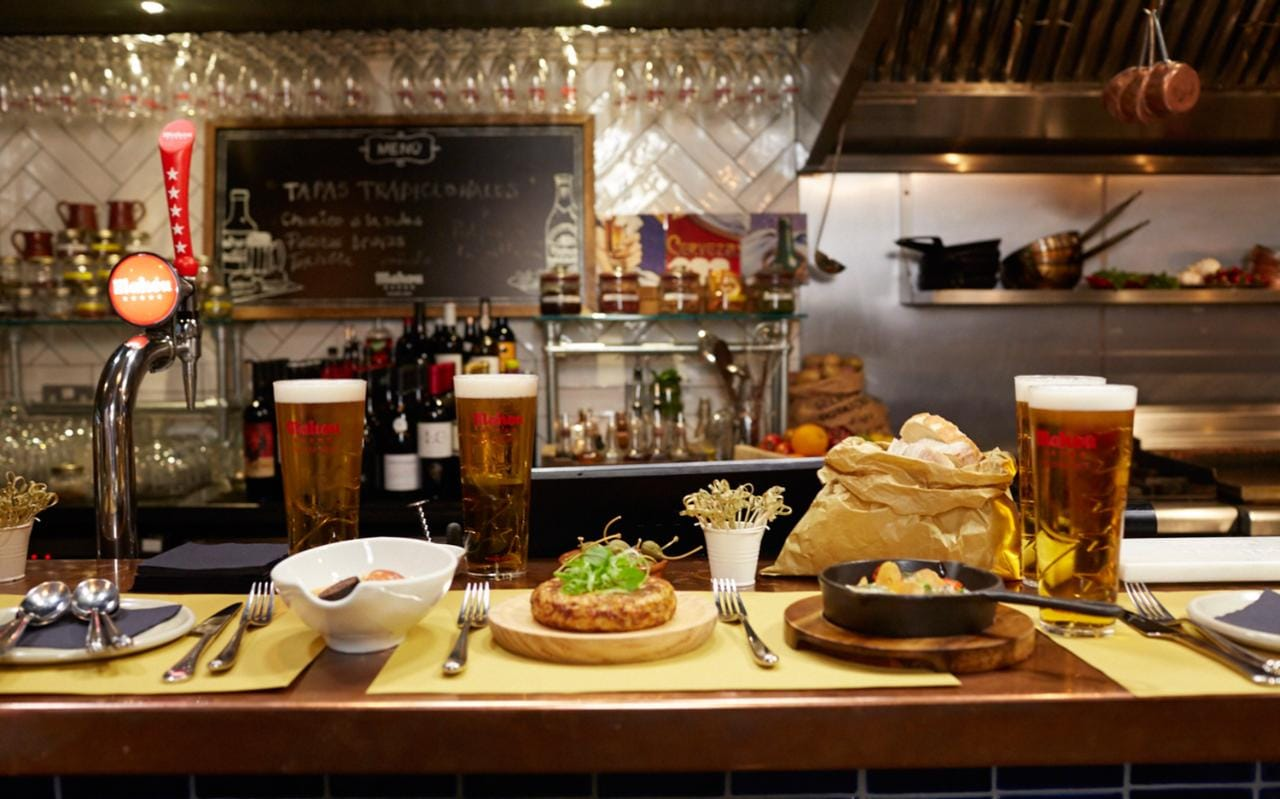 Camino Restaurant Madrid The Best Tapas In Madrid Top 10 Bars And Restaurants