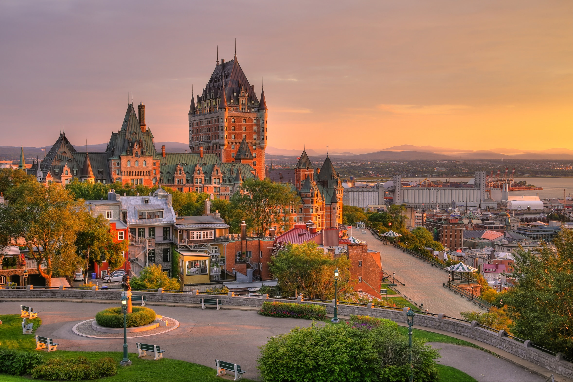 Historic Seaports And French Flair On A Cruise To New England And Canada - Quebec City Coupons