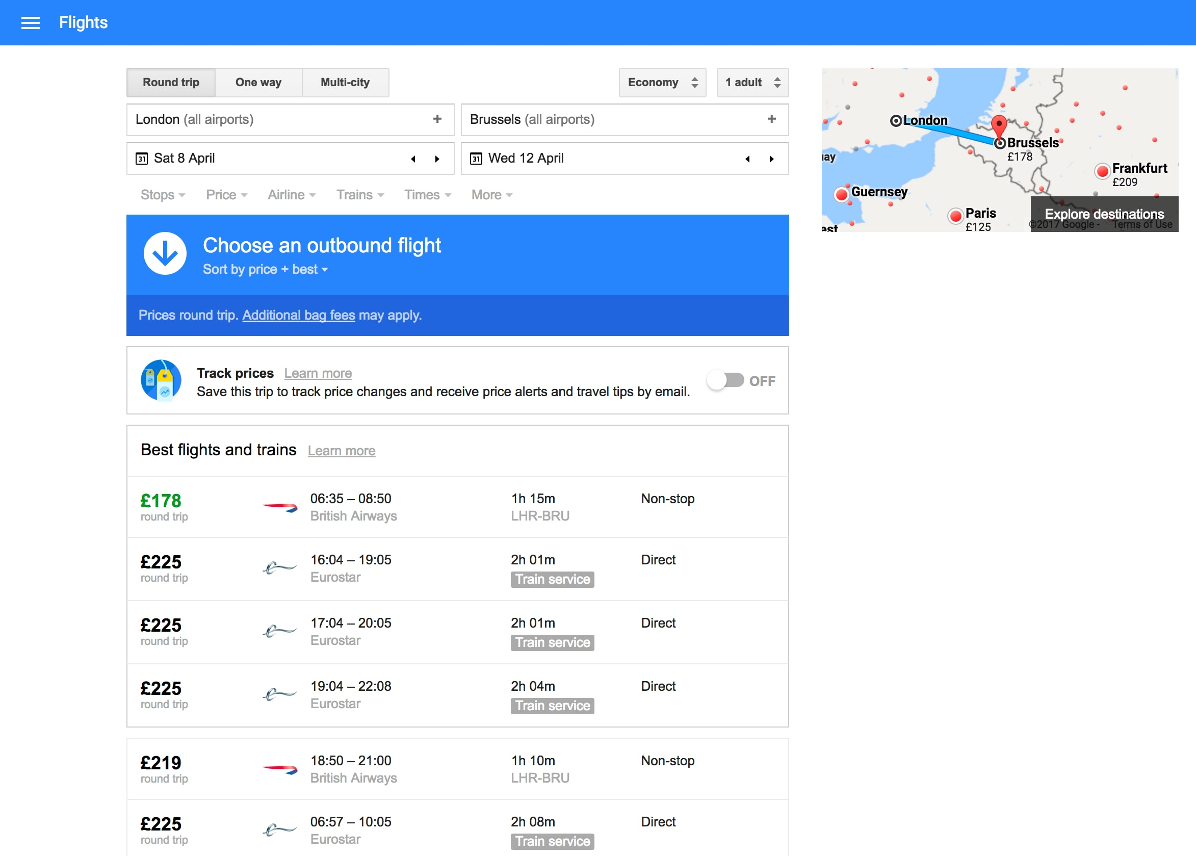 Google Flights Best Flight Comparison Websites Apps The Telegraph Travel