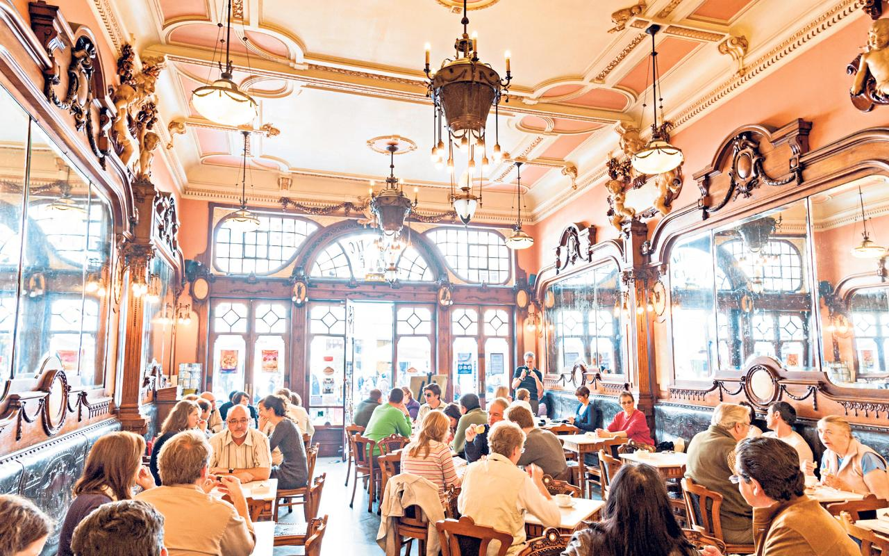 Café Cafés The 50 Greatest Cafés On Earth
