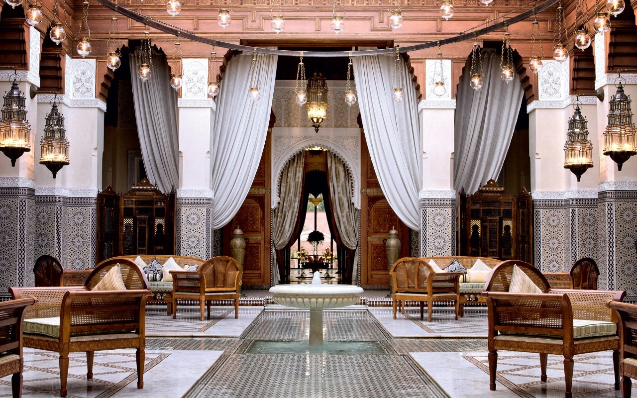 Salon Marrakech The Most Romantic Marrakech Hotels Telegraph Travel