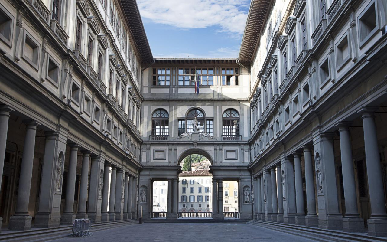 Ufici Florence Itineraries