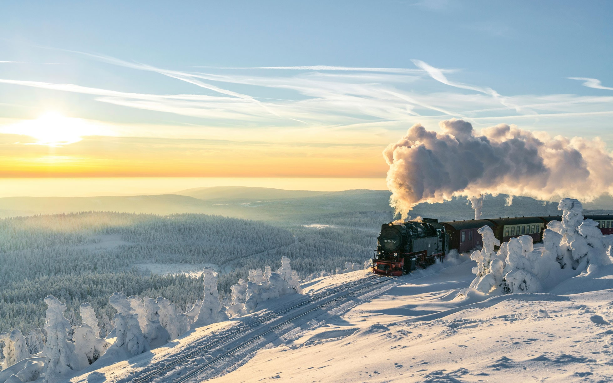 Family Club Harz The 25 Greatest Train Journeys In The World
