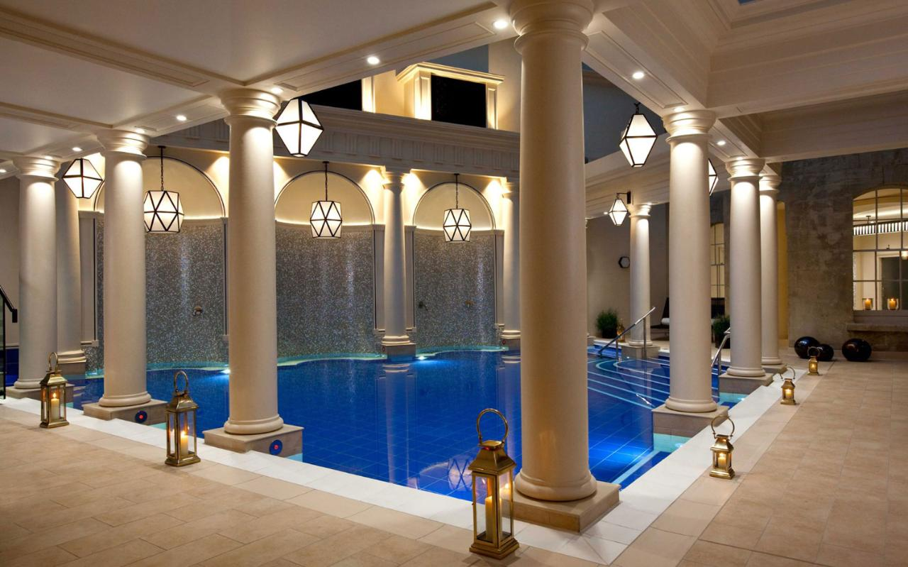 Pool Jacuzzi Edinburgh Book It Four Of Britain 39s Best Spa Hotels For Wellness
