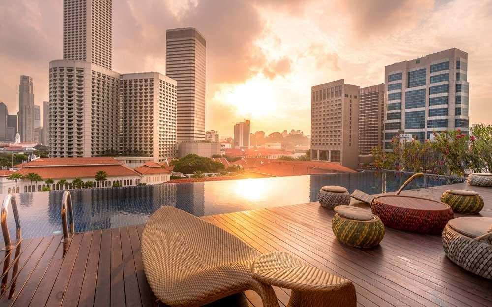 Hotel Rooms Near The Best Boutique Hotels In Singapore | Telegraph Travel