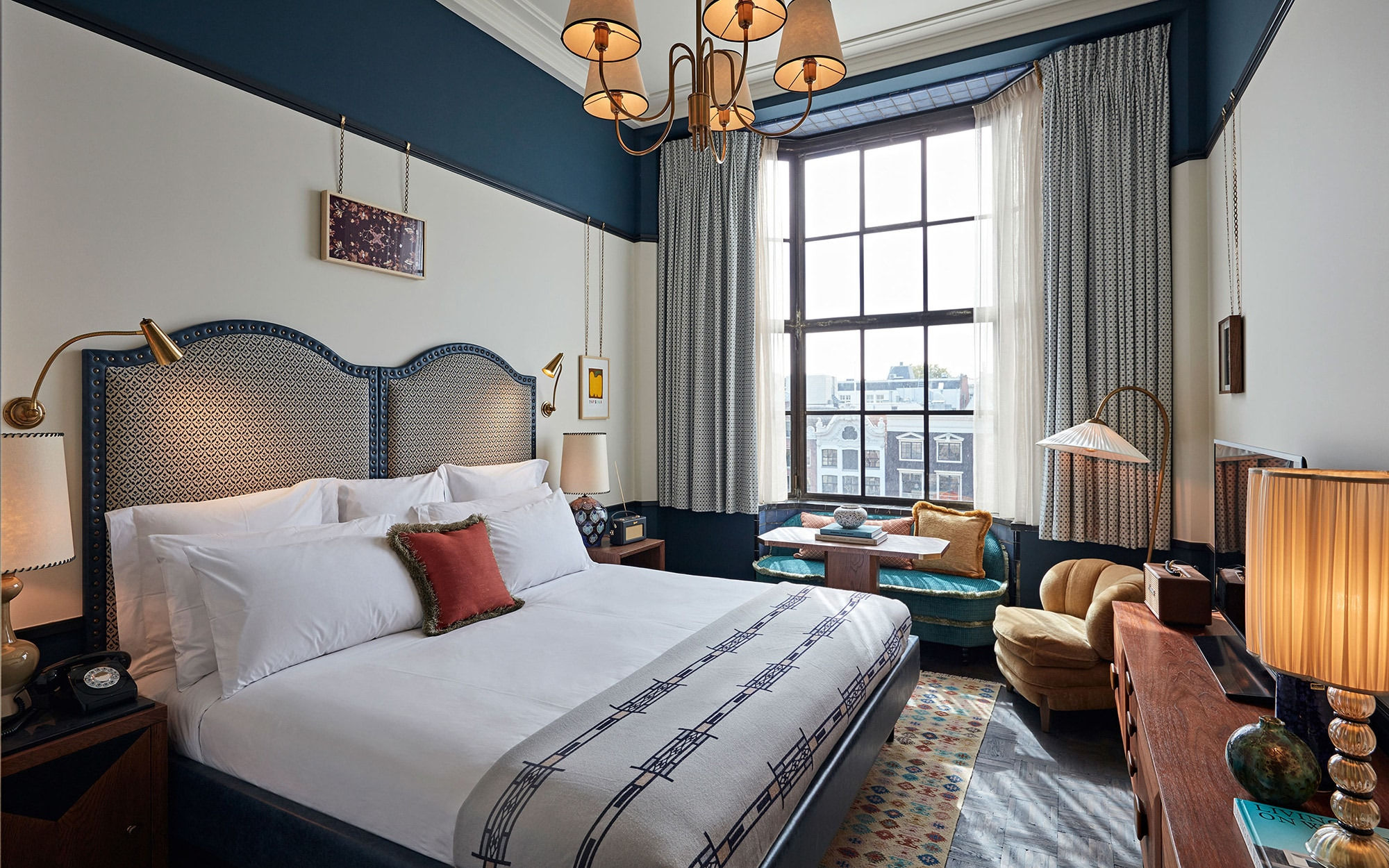 Soho House Amsterdam Soho House Amsterdam Hotel Review Netherlands Telegraph
