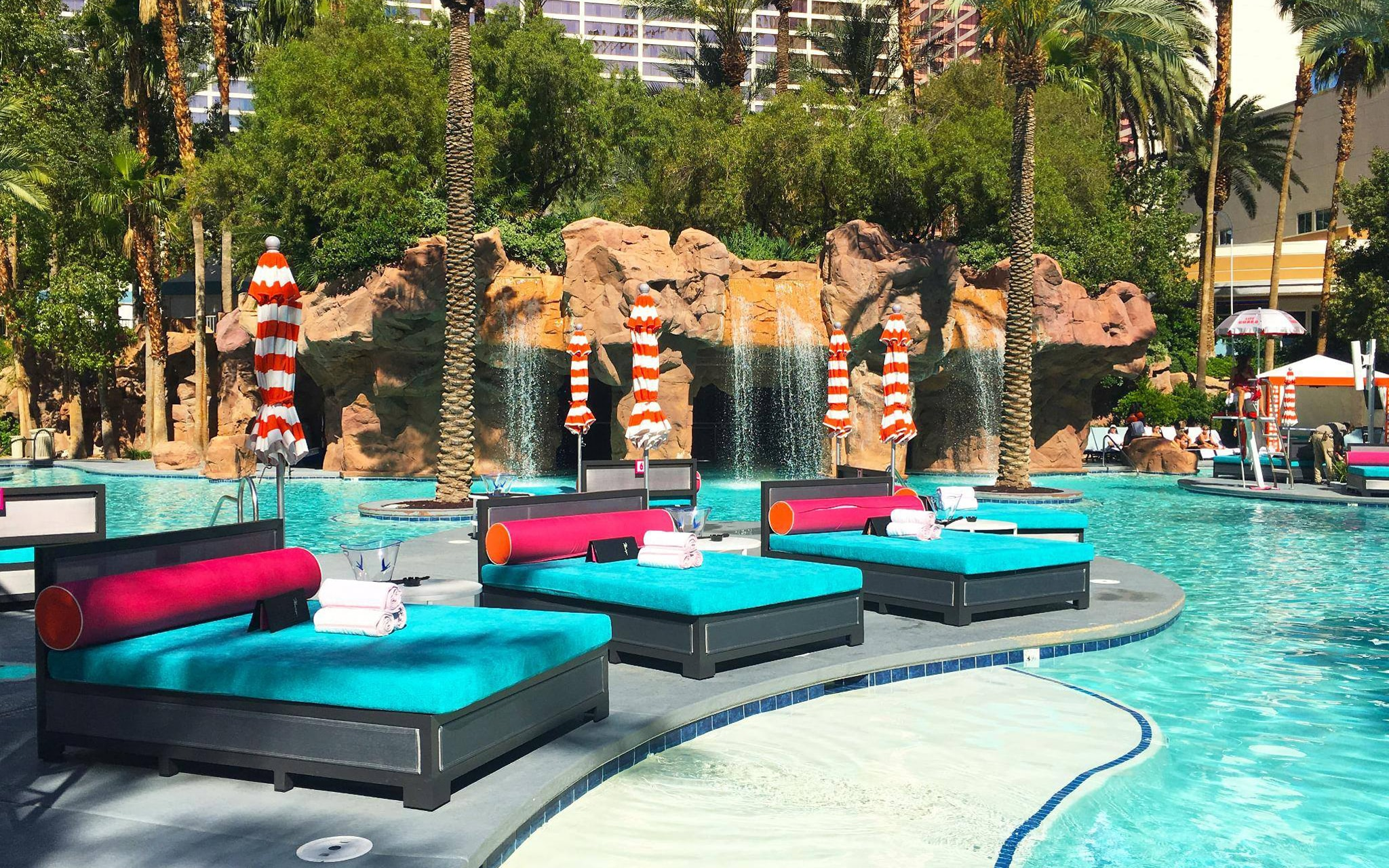 Flamingo Las Vegas Kid Pool Flamingo Las Vegas Hotel Review Nevada United States