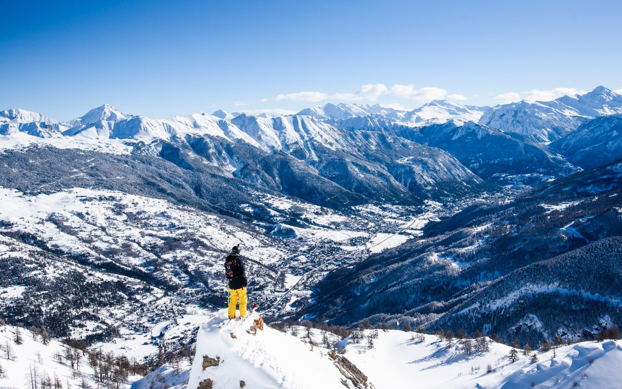 Hotel 4* Serre Chevalier Win A Three Night Ski Holiday For Four In Serre Chevalier