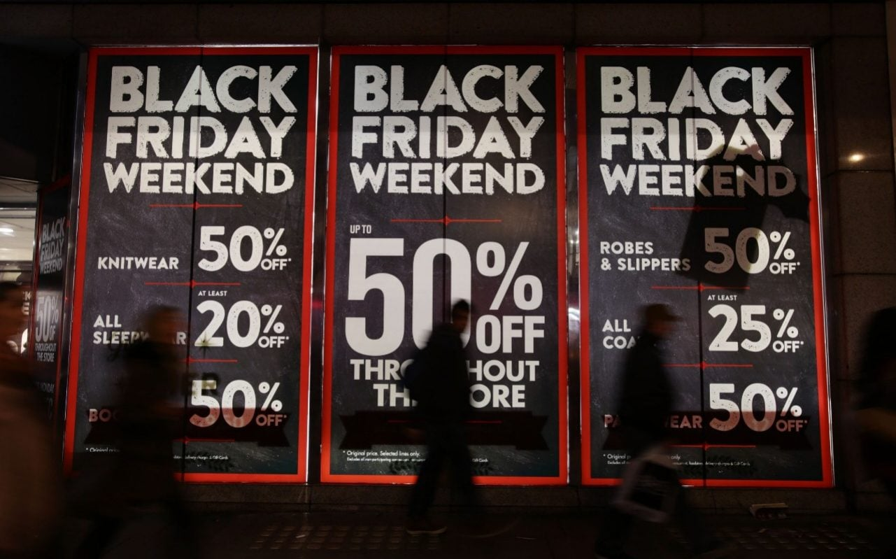 Black Friday 2018 What Date Is The Shopping Event And