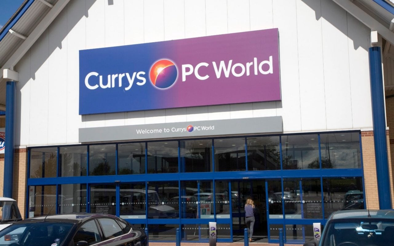 Best Currys Pc World Black Friday 2018 Deals