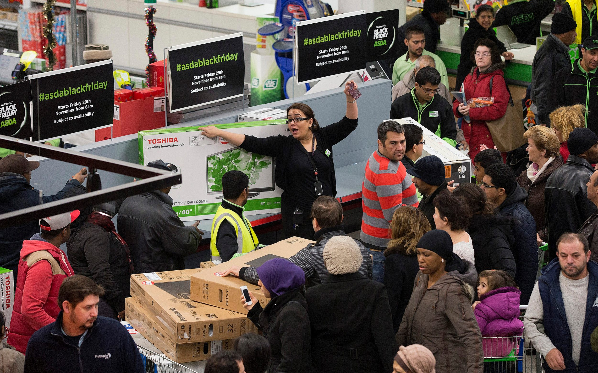 How Did Black Friday Get Its Name The History Behind The Biggest Sales Event Of The Year