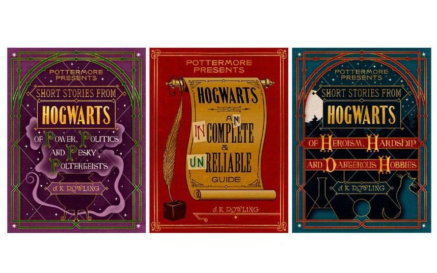Luxury Sheds Jk Rowling's New Pottermore Presents Ebooks: Everything