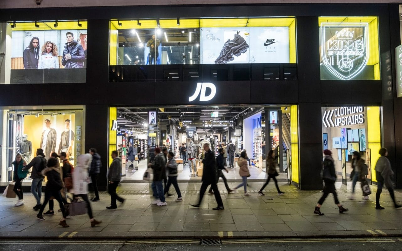Jd Sports Finish Line Takeover Sends Jd Sports Sales And Profits Soaring