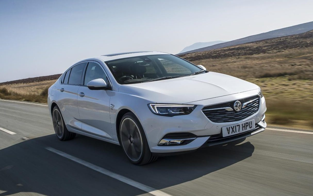 Vauxhall Insignia 2018 Vauxhall Insignia The Devil Is In The Details Especially When