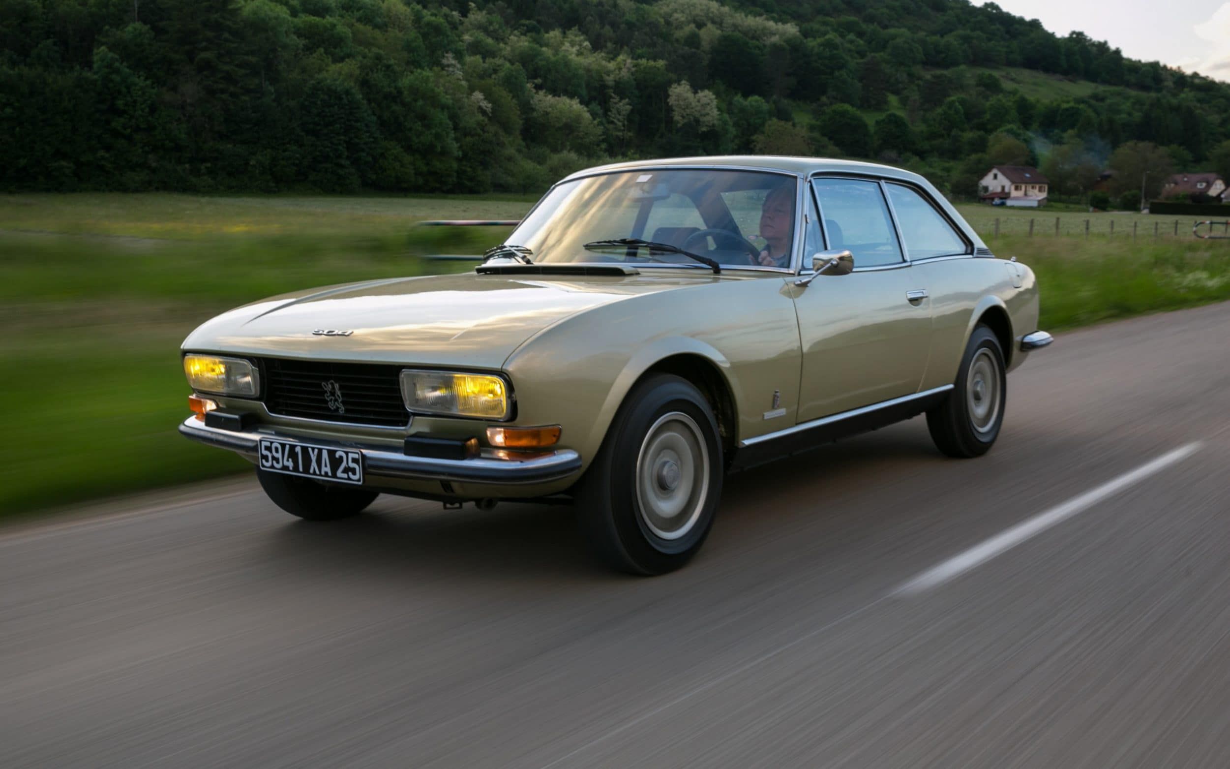 Coupe Peugeot Throwback Thursday Remember The Peugeot 504 Coupé A Smooth Two