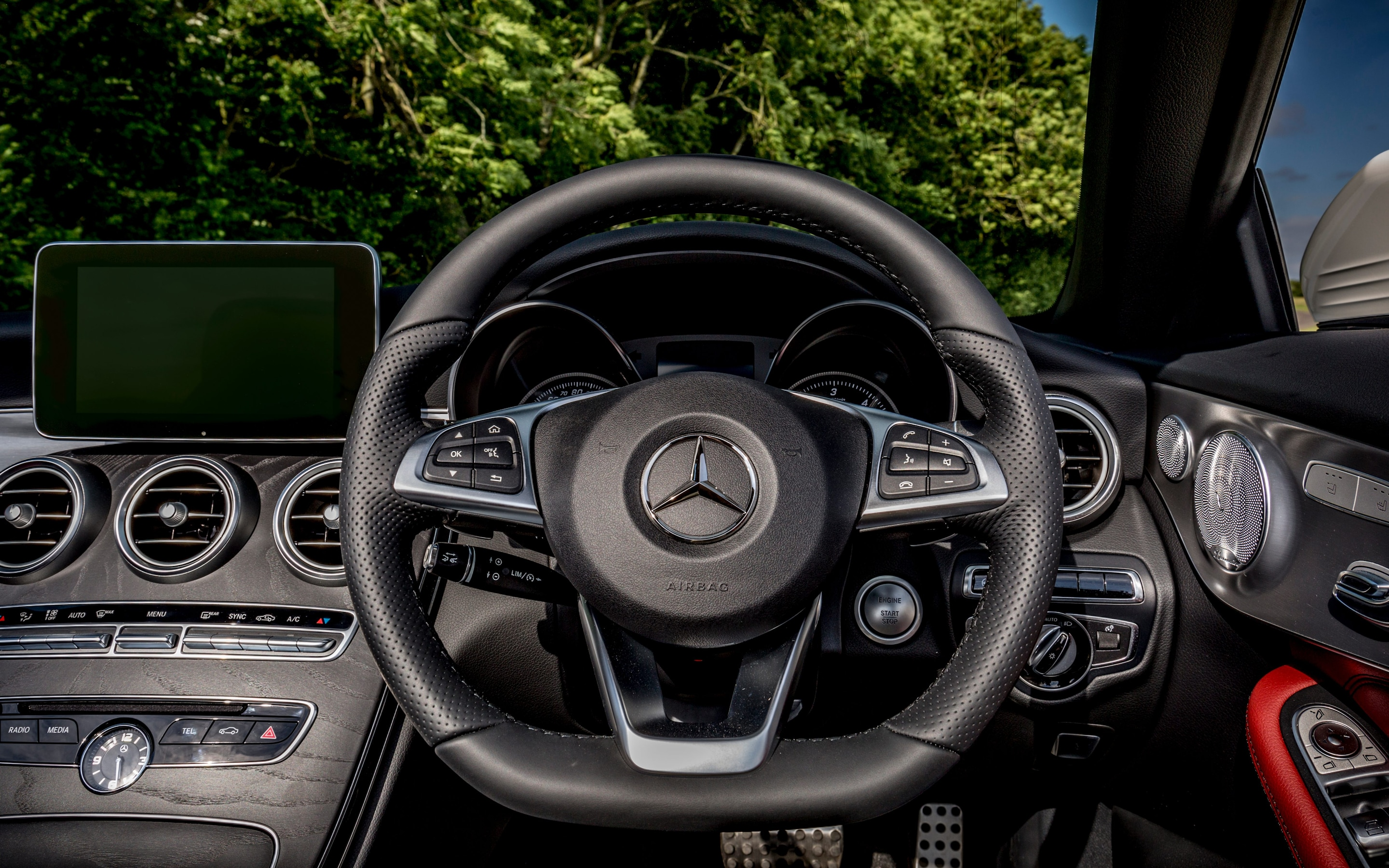C220 Amg 2017 Mercedes C Class Cabriolet Review Expensive But Worth It
