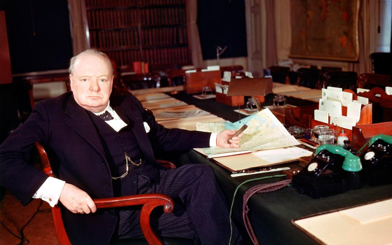 Luxury Watches Things You Didn't Know About Winston Churchill