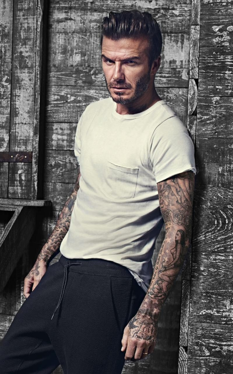 Nouvelle Collection Hm David Beckham S New Bodywear Collection For H M Proves He Can Even