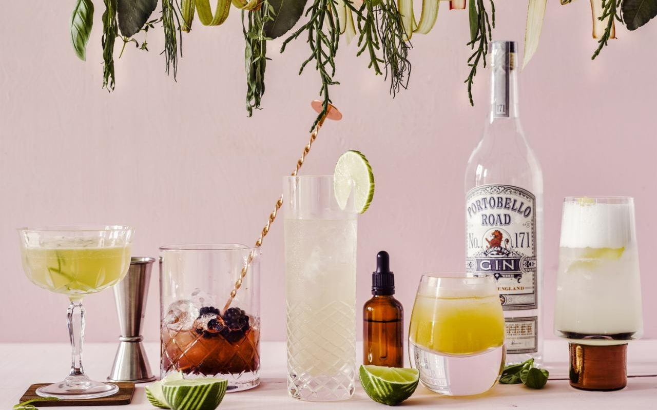 Gin Cocktails The Best Gins And Essential Gin Cocktails For Summer