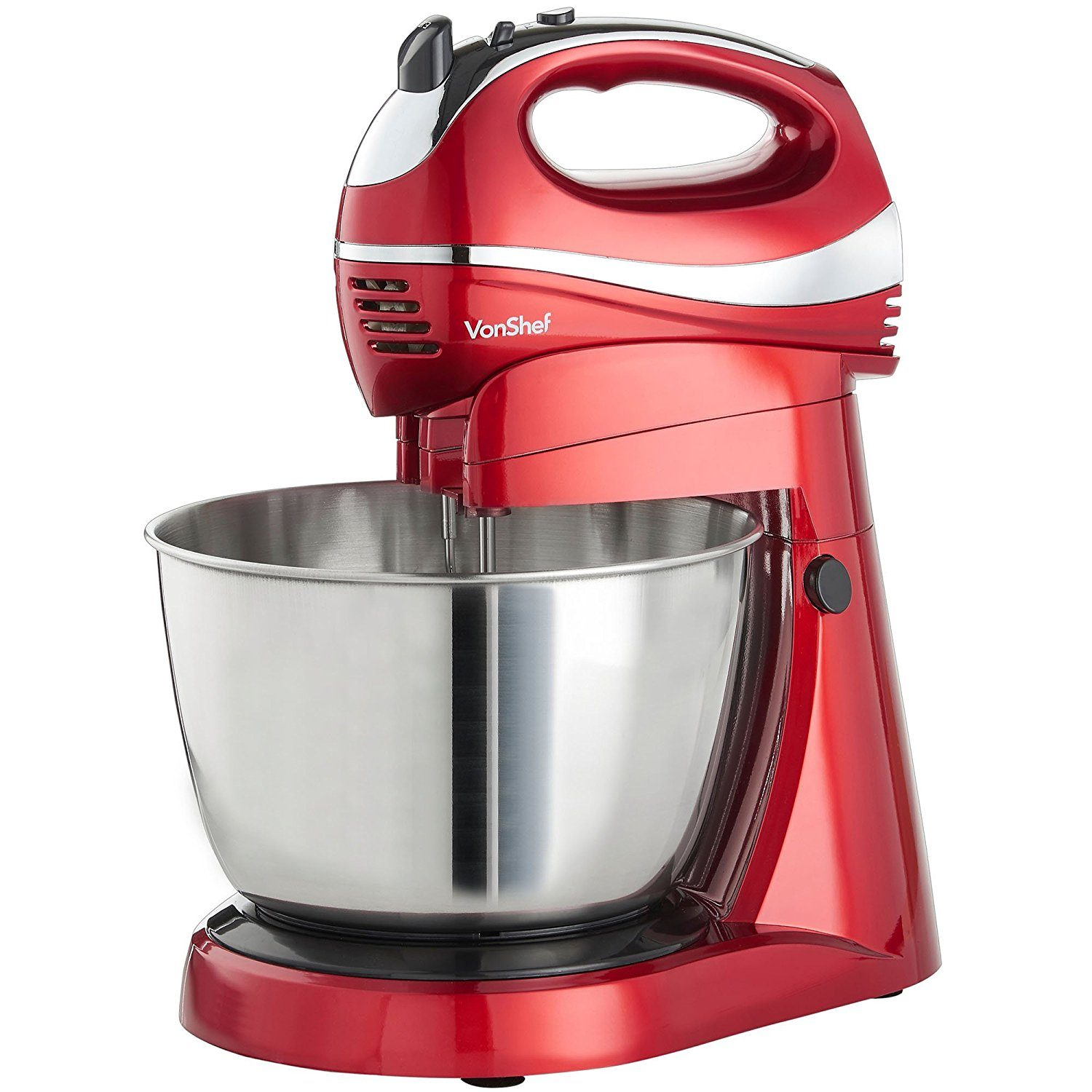 Lidl Silvercrest Nutrition Mixer Test 9 Of The Best Stand Mixers Including The Kitchen Aid Artisan