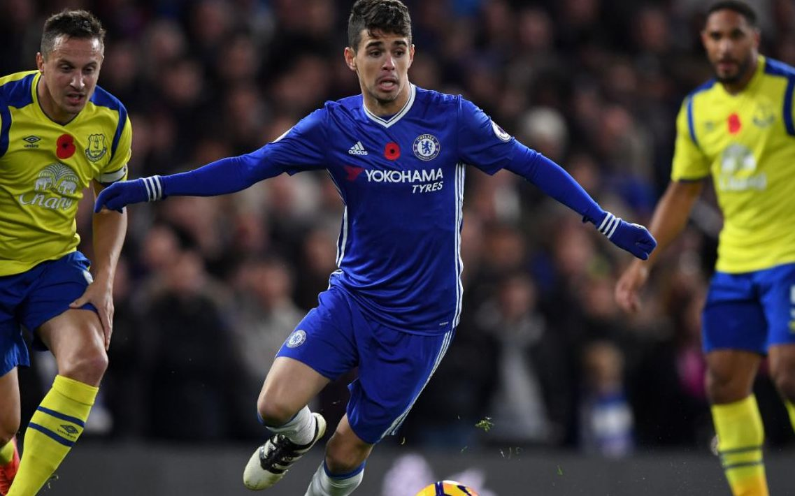 Big Sofa Osca Chelsea Manager Antonio Conte Ready To Let Oscar Leave Stamford Bridge