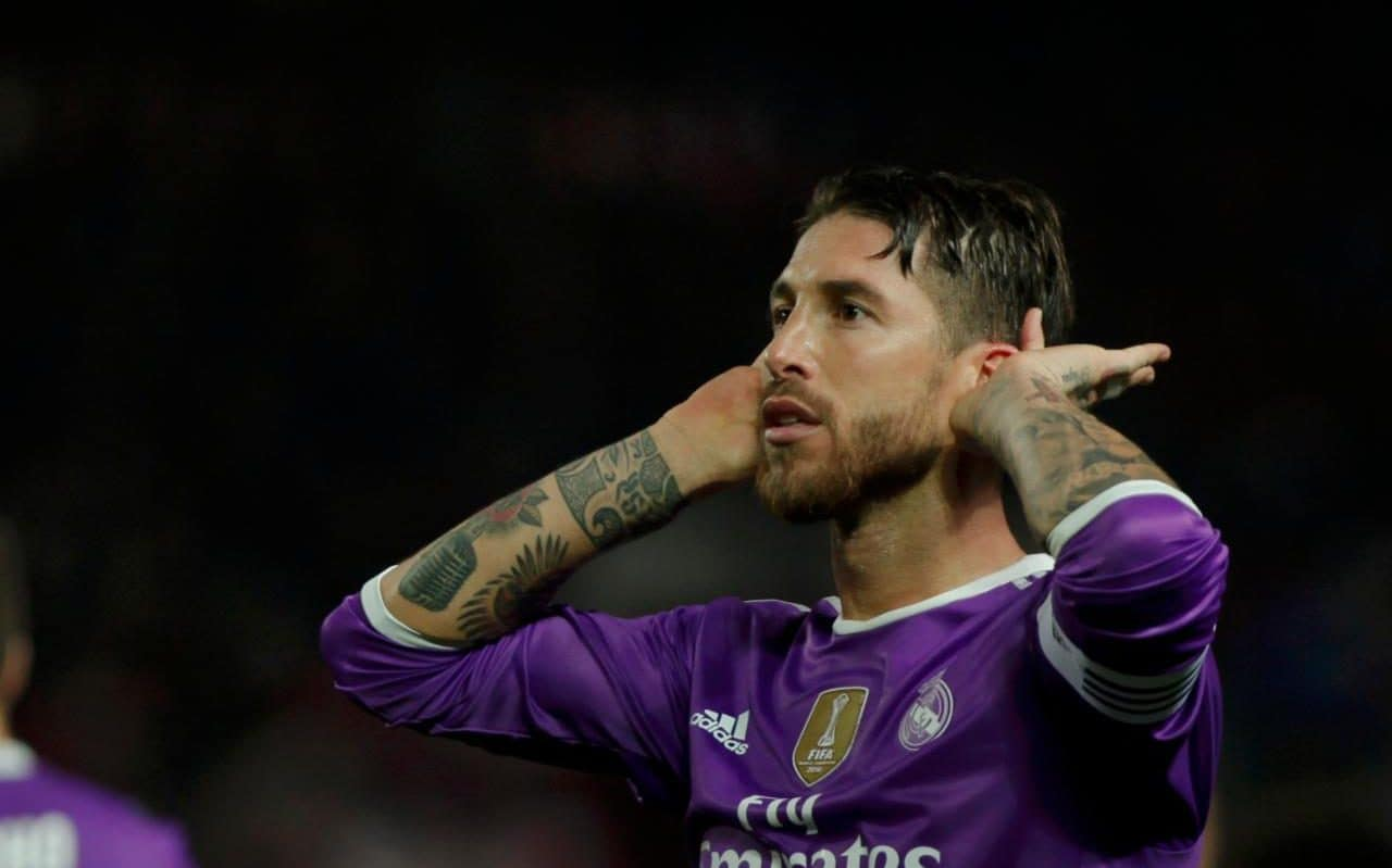 Sofa Score Real Madrid Barcelona Real Madrid S Sergio Ramos Denies Disrespecting Former Club