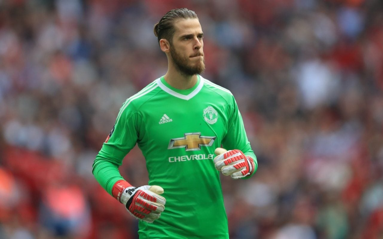 Sofa Score Real Madrid Barcelona David De Gea To Leave Man Utd For Real Madrid No Chance Says