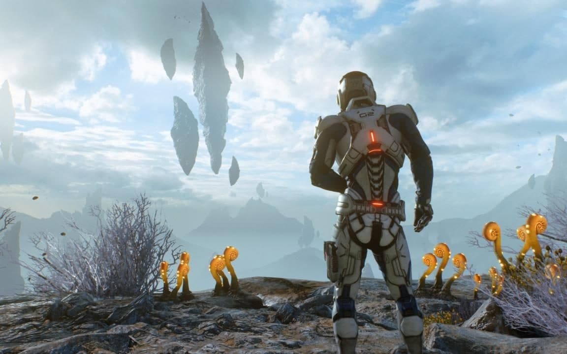 Mass Effectandromeda Mass Effect Andromeda Review A Flawed But Engaging Adventure Of