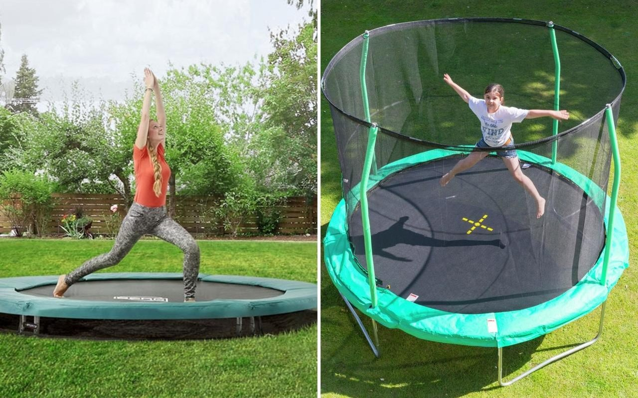 Trampolin 3 5 Meter 12 Of The Best Trampolines