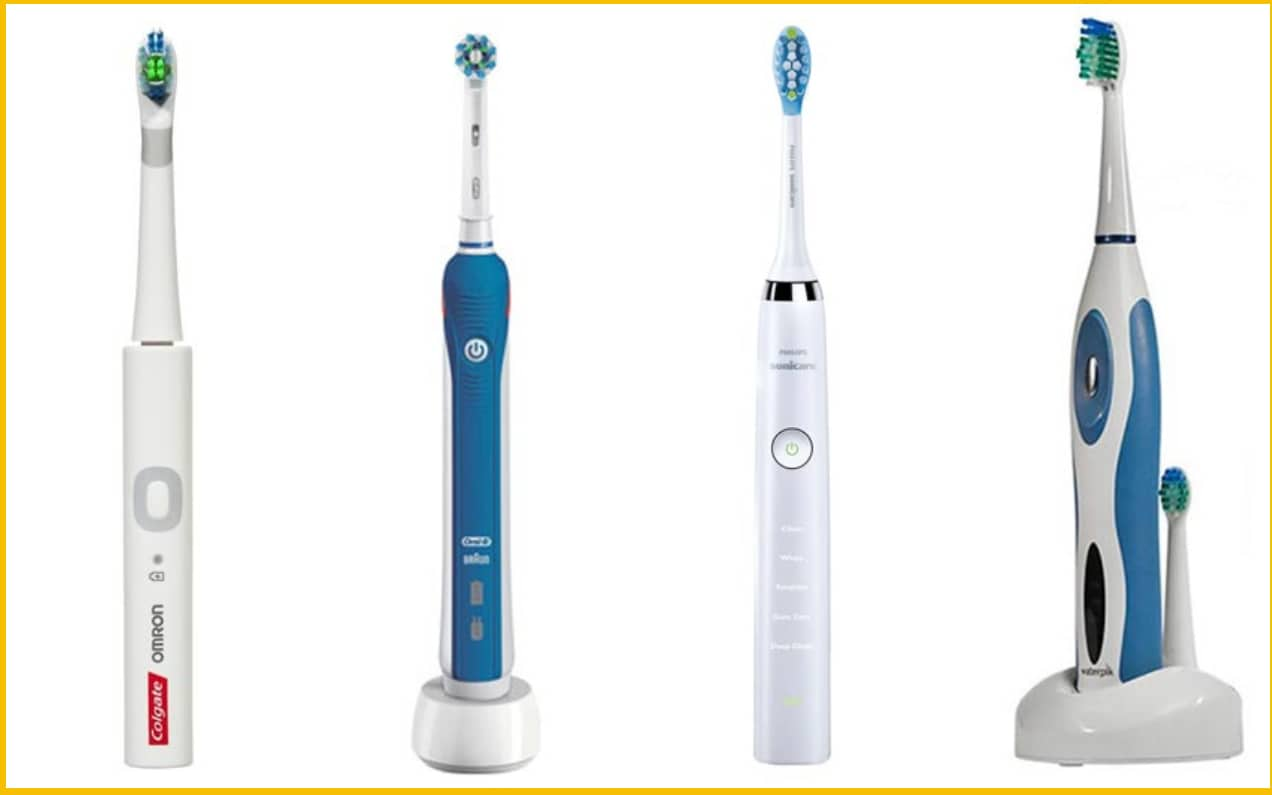 Big W Electric Toothbrush The Best Electric Toothbrushes 2019 Tried And Tested