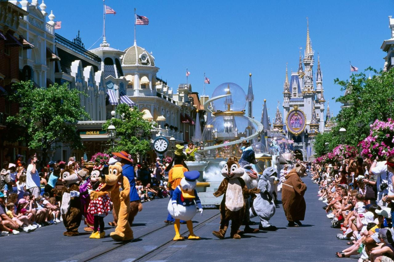 Disneyland Florida Which Is The Cheapest Disney To Visit
