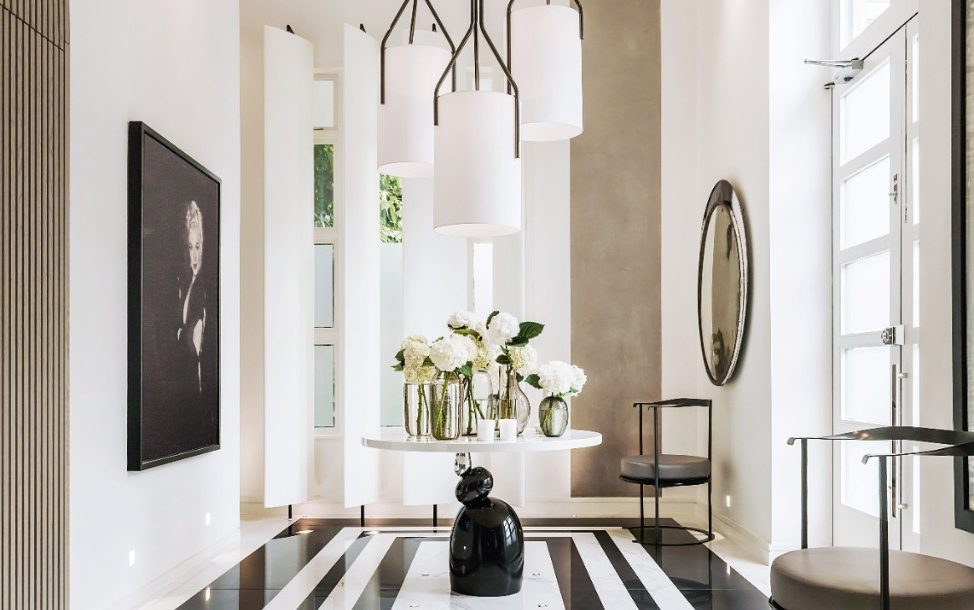 Designer Furniture Johannesburg Inside Interiors Queen Kelly Hoppen's Spectacular Home