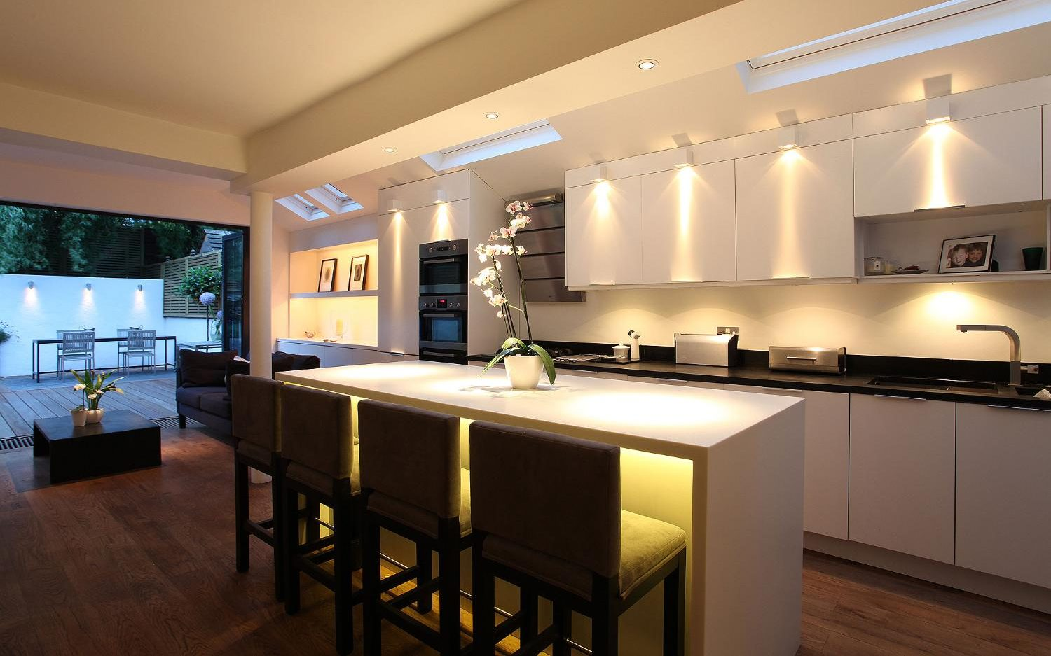 Kitchen Design Chrome Extension How To Design Kitchen Lighting