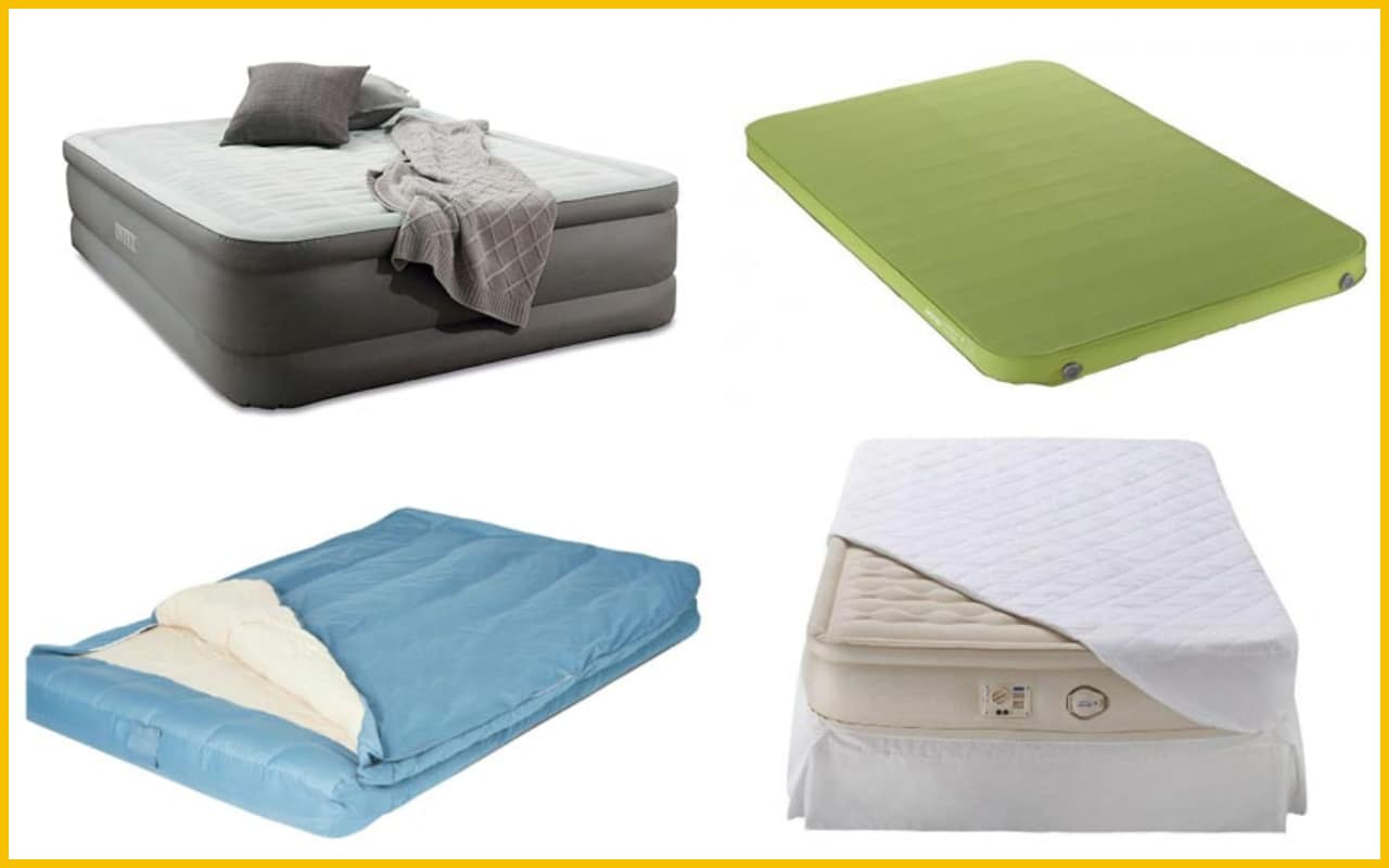 Comfy Air Mattress The Best Inflatable Mattress For Guests Staying The Night